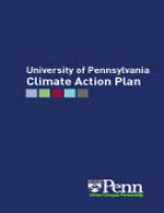 Penn Climate Action Plan graphic