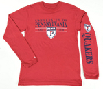 Photo of a Penn-branded T-shirt