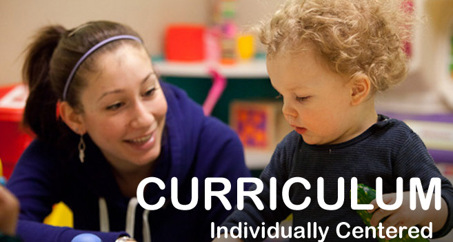 Banner Image: Curriculum - Individually Centered