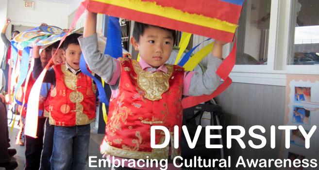 Banner Image: Diversity - Embracing Cultural Awareness