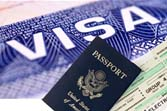 clip art visa and passport