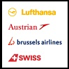 Lufthansa Airline Group Logo