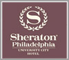 logo for the Sheraton University City
