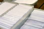 Stock photo of stationary