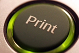 Image of a print button