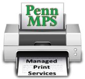 Penn Managed Print Services logo